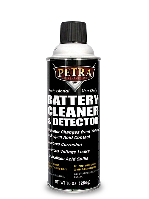 PN 9018 Battery Cleaner & Detector